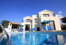Villa  for rent in Kissonerga Ref.Kyprogeneia